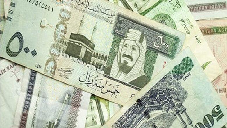 الريال السعودي عند أضعف مستوى