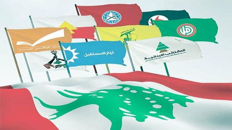 الأحزاب وبناء الدولة في لبنان
