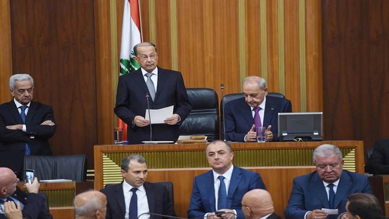 خطاب القسم وحكومة استعادة الثقة