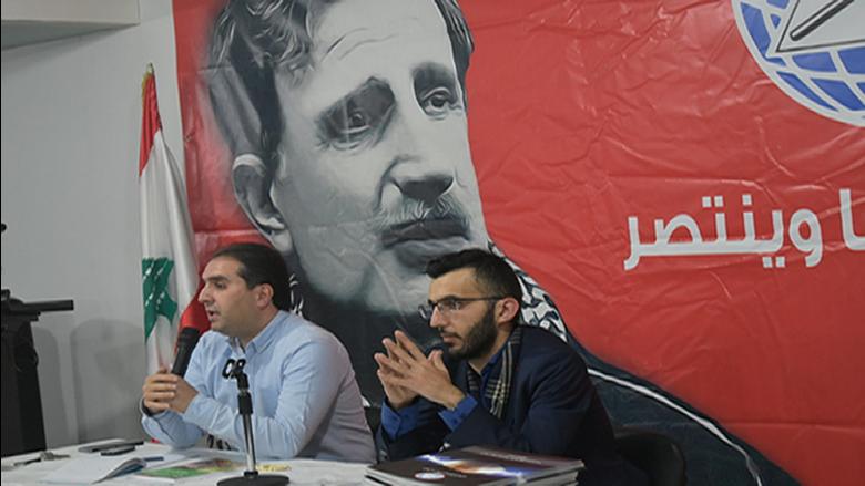 ناصر يدعو الشباب التقدمي لأخذ المبادرة: نرفض المس بحقوق الناس