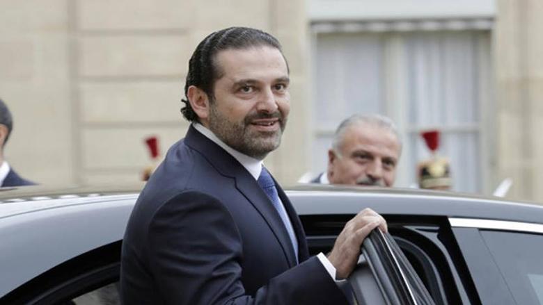 هل مدّد الحريري زيارته الخاصة الى فرنسا؟