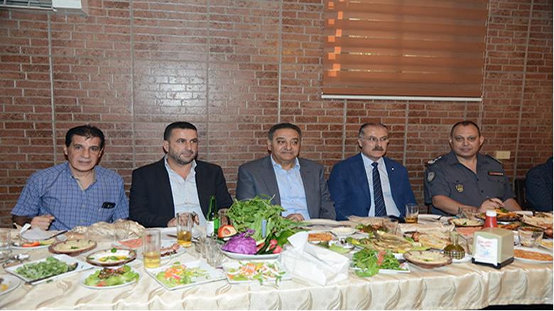 لقاء إجتماعي في إقليم الخروب لعدد من الحزبيين