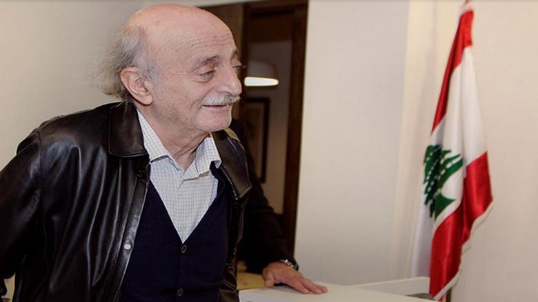 كيف علّق جنبلاط على زيارة البشير الى سوريا؟