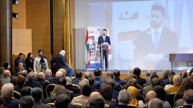 """""""الانباء"""" أطلقت موقعها الجديد وجنبلاط: ملتزمون بحرية الكلمة والاعلام وبإعادة الامل بالدولة"""