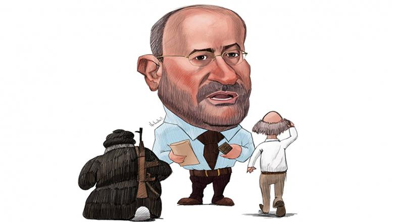 """غازي العريضي لبناني ينزع فتيل """"الجاهلية"""" ويوقف مشروع الفتنة"""