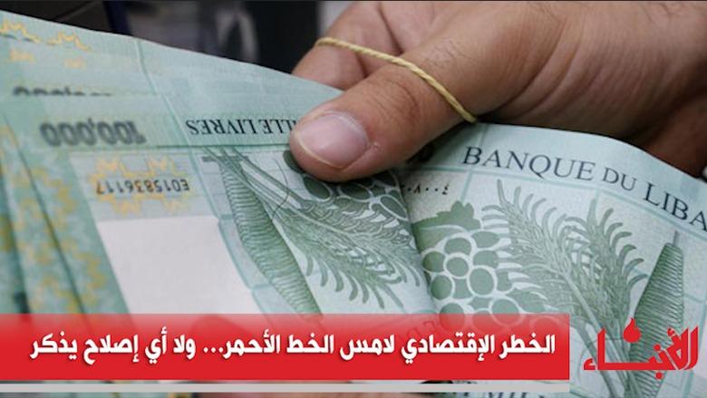 #فيديو_الأنباء: الخطر الإقتصادي لامس الخط الأحمر... ولا أي إصلاح يذكر