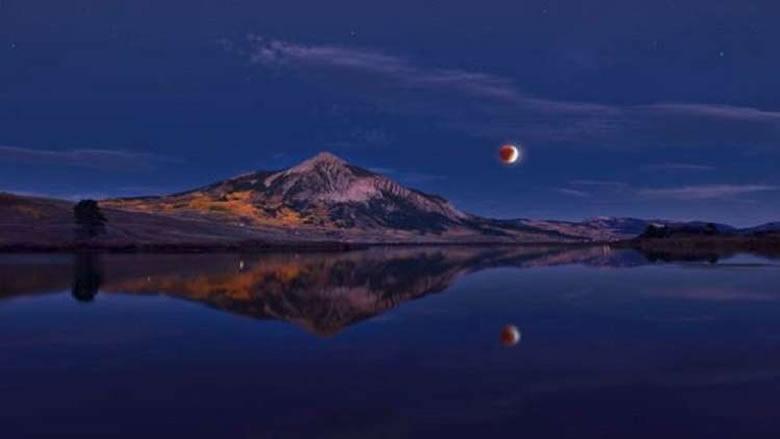 الأرض تستقبل العام الجديد بظاهرة فلكية نادرة