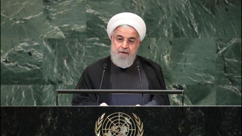 روحاني: واشنطن لم تحقق أي إنجازات في نيويورك
