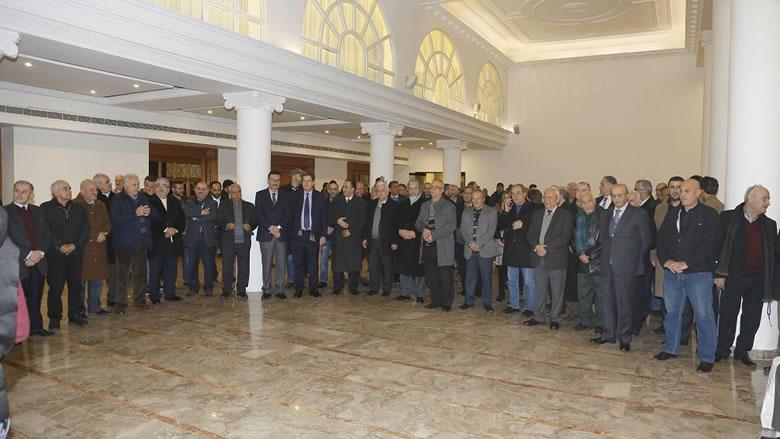 """لقاء جامع لـ """"التحرر العمالي"""" بحضور ممثل جنبلاط وشخصيات"""