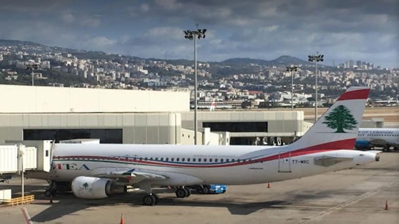 حركة مطار بيروت حققت ارتفاعاً ملحوظاً في أعداد الركاب خلال العام الفائت