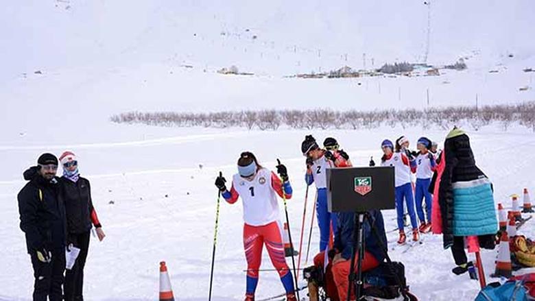 نتائج المرحلة الثالثة من بطولة الدول الصغرى في رياضة تزلج العمق