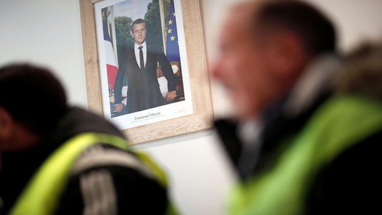 فرنسا 2019: إرهاصات تسونامي تاريخي