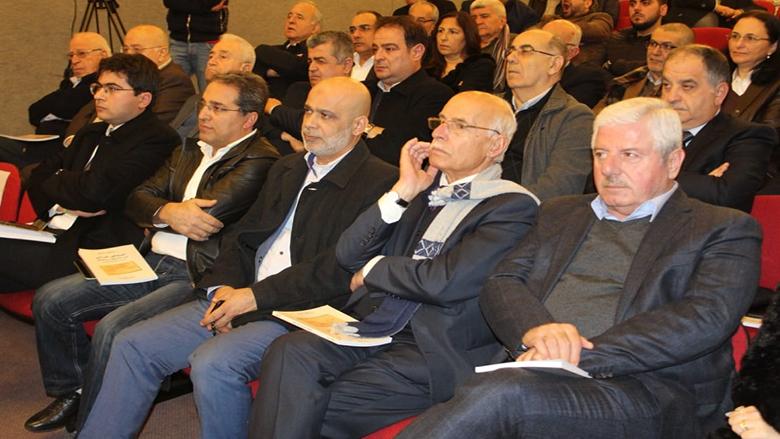 """ندوة لـ """"المستقبل""""- الجنوب بمشاركة التقدمي - حول كتاب """"الصحافي اللبناني بين الاسطورة والواقع"""""""