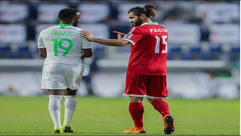 منتخب لبنان يخسر امام السعودية