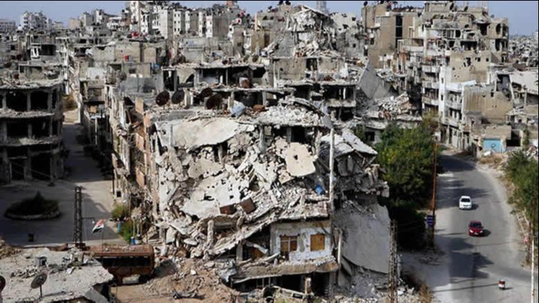 هل تتطرق القمة الاقتصادية إلى إعادة إعمار سوريا؟