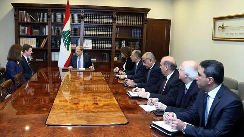 لبنان في دائرة الاهتمام الأميركي... فأي رسالة يحملها هيل؟