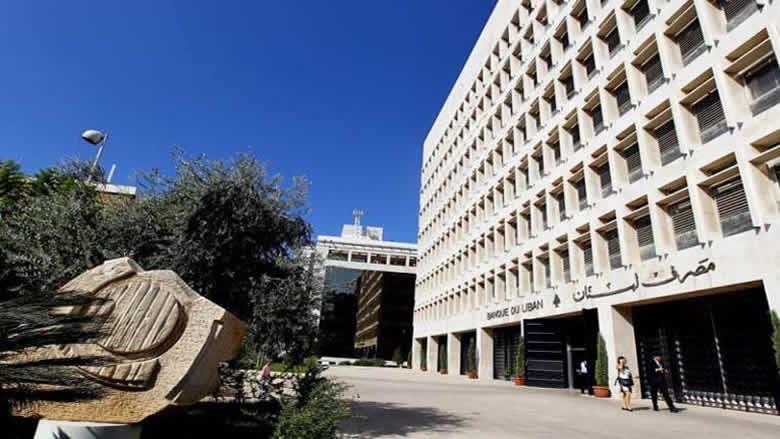مصرف لبنان يُقفل الجمعة والسبت
