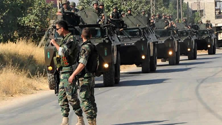تزامنا مع انعقاد القمة... تدابير أمنية للجيش