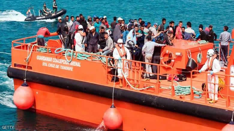 المغرب... إحباط 89 ألف محاولة هجرة غير مشروعة