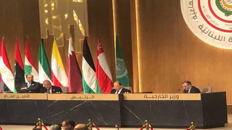 بدء أعمال القمة العربية الاقتصادية برئاسة عون ومشاركة 20 دولة