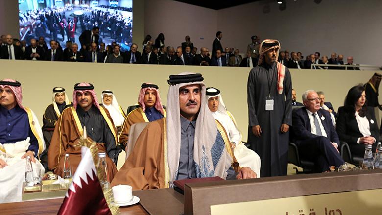 """شكرًا قطر"""" إلى الواجهة... ولكن!"""