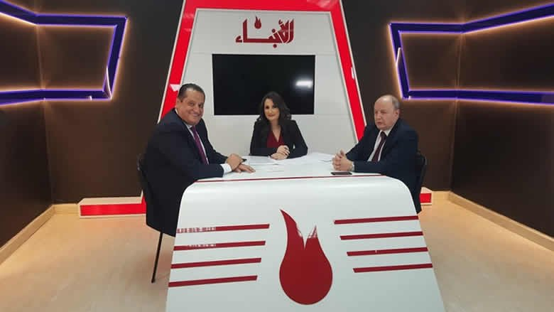 """في """"حوار مع الأنباء""""... الأسمر: نحتاج إلى قمة داخلية... ورزق: العلاقة مع الخليج تتطلب حكومة"""