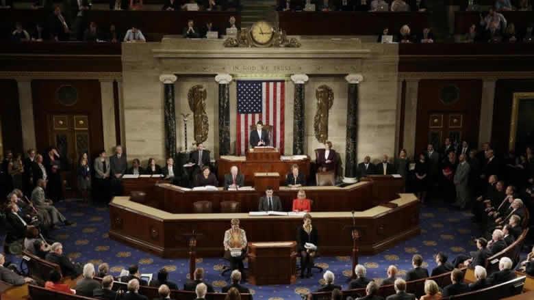 مجلس النواب الأميركي يقر مشروع قانون لمنع الانسحاب من حلف الأطلسي