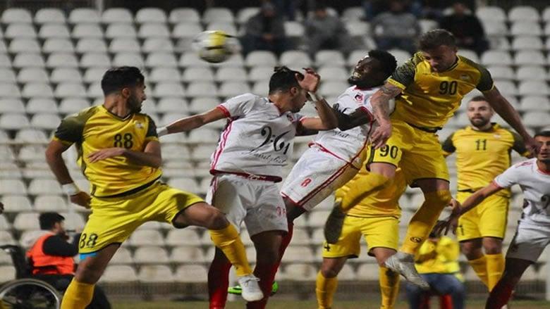عودة مباريات الدوري اللبناني لكرة القدم اعتبارا من يوم الجمعة