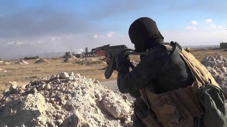 """نهاية داعش خلال شهر وخوف من """"خلاياه"""""""