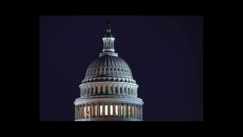 """الكونغرس يقر خطة ترامب وينهي """"ملحمة"""" الإغلاق الحكومي"""