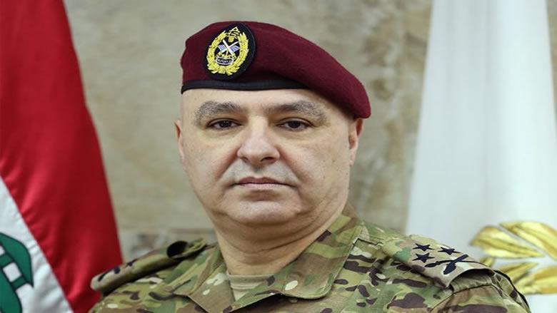 قائد الجيش: ملتزمون بالقوانين الصادرة عن المؤسسات الدستورية والمواثيق الدولية