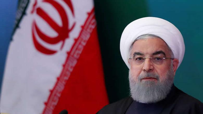 روحاني: أمريكا سبب مشاكلنا ومن غير العدل اتهام الحكومة بالتقصير