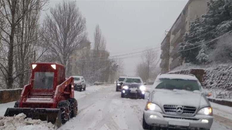 في حال حاصرتكم الثلوج... اتبعوا هذه الارشادات