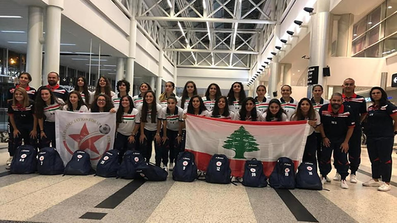 نجوم الرياضة إلى بطولة غرب آسيا الأولى لأندية السيدات
