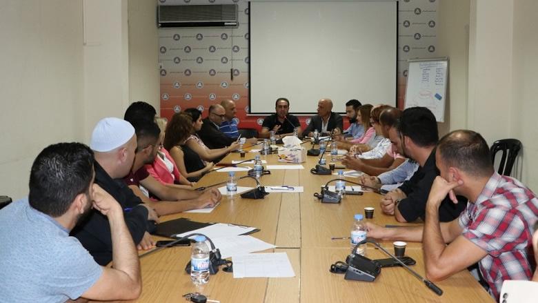 جمعية الخريجين التقدميين تطلق قطاع التمريض بحضور ناصر