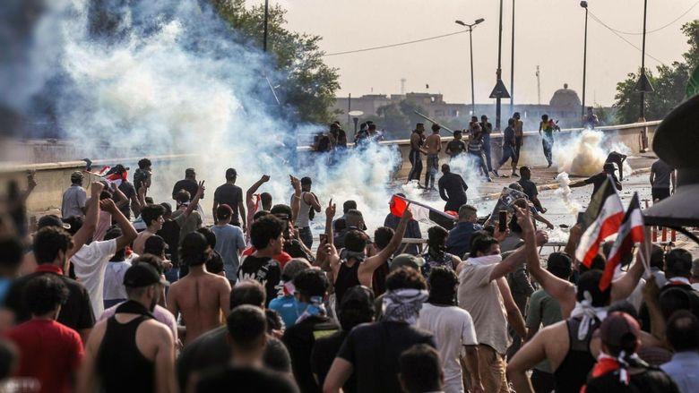 جذور الانتفاضة العراقية
