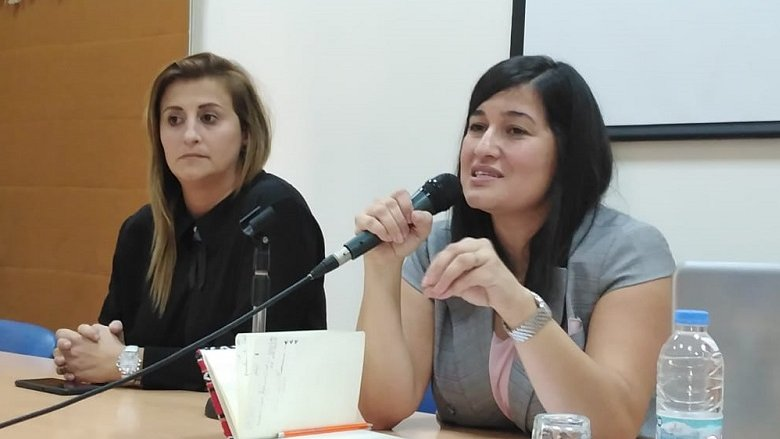 """سعيد من الجمعية العمومية لـ """"النسائي التقدمي"""" في الشوف: لمحاربة النمطية وتفعيل الحضور الحزبي للنساء"""