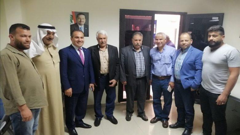 الحريري يرعى تزكية بلدية الفاعور الحديثة بمتابعة ياسين