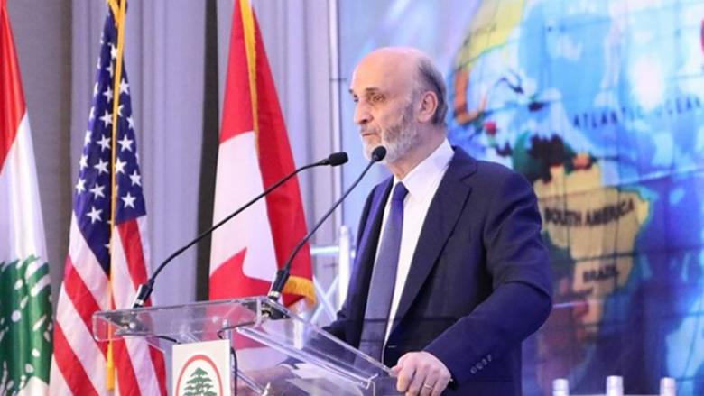 جعجع: باسيل يُطالب بعودة بشار الأسد لا سوريا