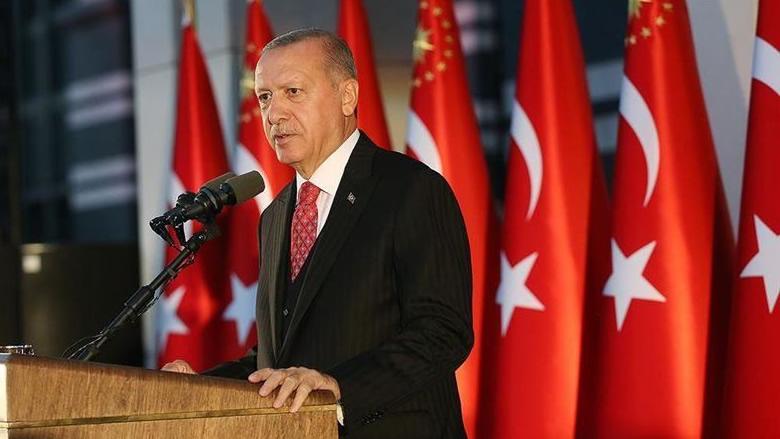إردوغان: الانسحاب الأميركي من سوريا خطوة إيجابية