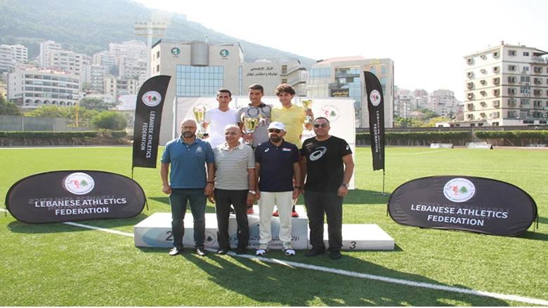 بطولة لبنان لسباق نصف الماراتون