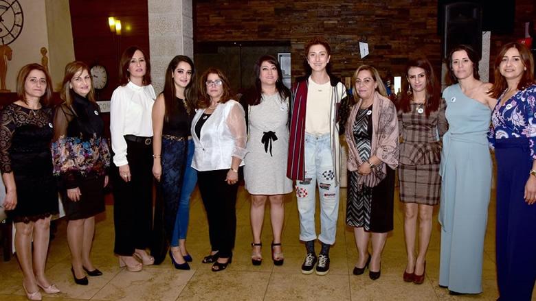 حفل العشاء السنوي لجمعية سيّدات الجديدة- بقعاتا بحضور داليا جنبلاط