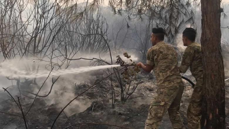 بلدية بتاتر تثمن جهود الجيش وقوى الأمن والدفاع المدني