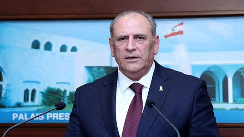 """وزير الاعلام لـ""""الأنباء"""" رداً على باسيل: لا قرار في الحكومة بعودة العلاقات مع سوريا"""