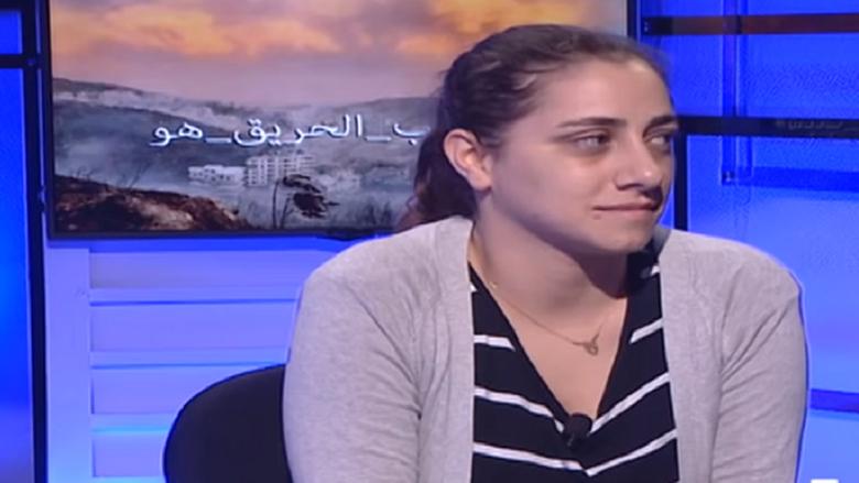 """عن """"التيار"""" وتدجين القضاء: سينتيا سليمان تروي حكايتها لـ """"الأنباء""""!"""