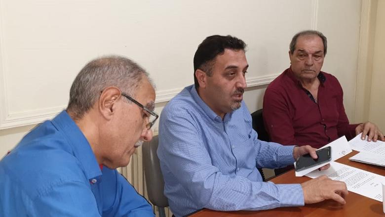 إجتماع موسع للجنة التثقيف السياسي وأمناء العقيدة في الشوف