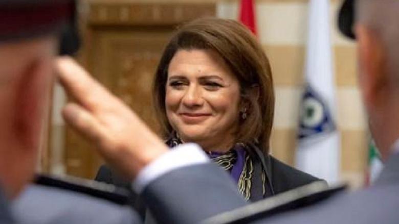 وزيرة الداخلية للمتظاهرين: لتفادي التكسير والتخريب