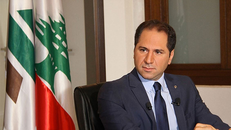 سامي الجميل: للنزول فقط تحت راية العلم اللبناني
