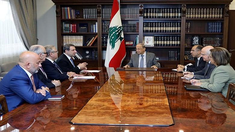 بعد اعلانه عن 3850 فرصة عمل... أبو فاعور يضع الرئيس عون بالتفاصيل