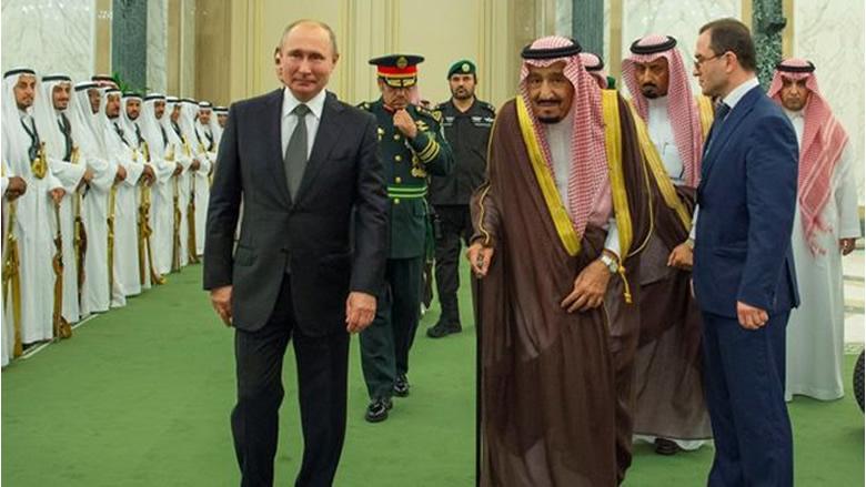 عن زيارة بوتين الخليجي